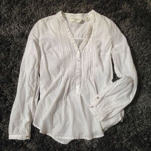 Cotton boho blouse
